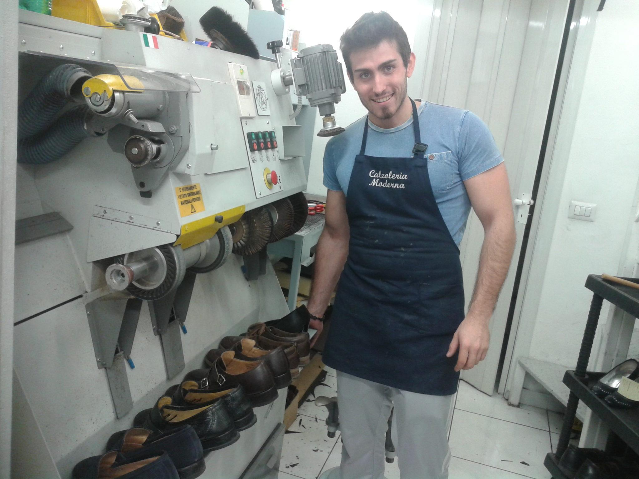 calzolai giovani